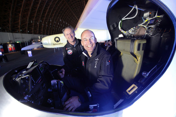 Our Pioneers: Solar Impulse aux Etats-Unis