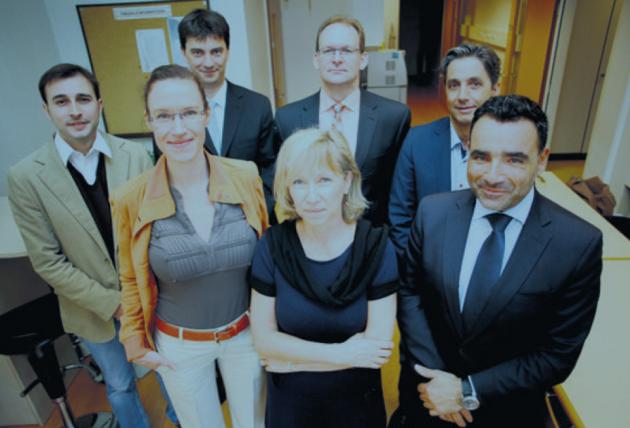 7 start-up ont vu le jour grâce au fonds de soutien de Merck Serono