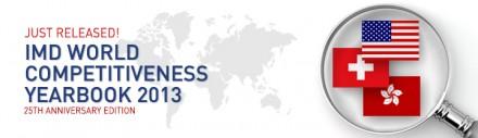 La Suisse, deuxième pays le plus compétitif du monde