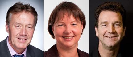 BioAlps: le professeur Jean-Luc Veuthey, Roland Feger et Anne-Renée Leyvraz rejoignent le comité
