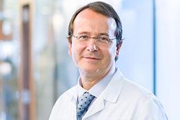 Le Professeur Eric Raymond nommé à la tête du service d'oncologie médicale du CHUV