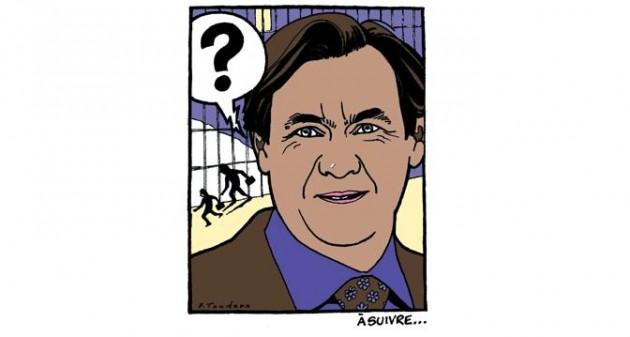 Benoît Dubuis, de la biotech à la bande dessinée