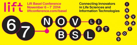 Lift, the leading conference on digital innovation, launches new edition in Basel November 6-7 2014