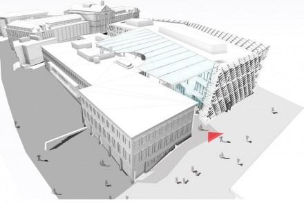 Le futur centre suisse du cancer à Lausanne a trouvé son financement