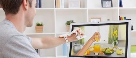 AVC : un gant intelligent pour la rééducation des patients
