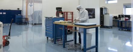 L'Astrotech de l'Observatoire de Genève sort de terre