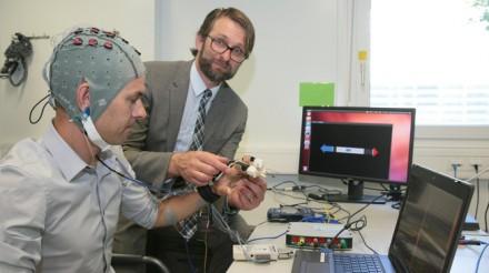 Un expert mondial de la neuro-réhabilitation rejoint l'EPFL Valais
