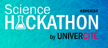 Sunday 27.11 at 4pm: The First Science Hackathon @UniverCité will showcase the participants' presentations