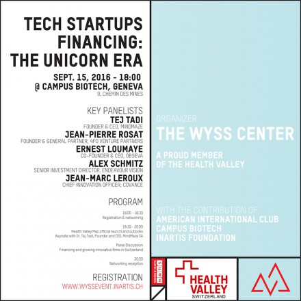 Tech Startups Financing: The Unicorn Era