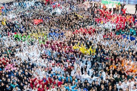 Le concours iGEM a réuni 3 000 jeunes à Boston