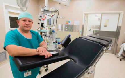 L'ingénieur biomédical: nouveau pilier du bloc