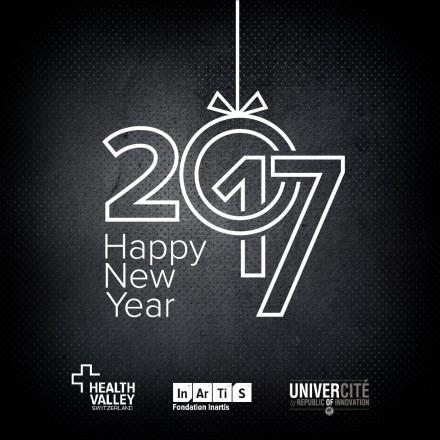 Bonne année 2017 – Happy New Year