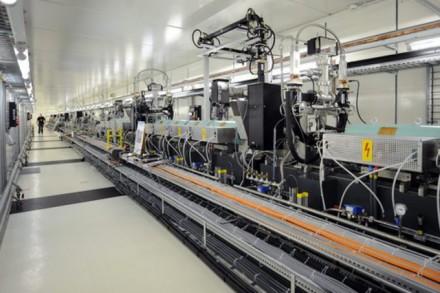 Le laser à rayons X SwissFEL inauguré