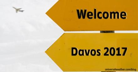 Vu de Davos, les cinq priorités des dirigeants pour 2017
