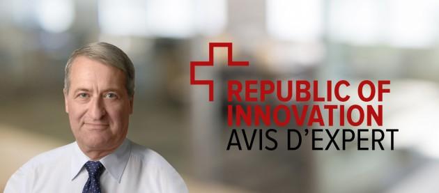 EXCLUSIF : le Dr. Georges Haour de l'IMD dévoile sa vision de l'innovation en Suisse