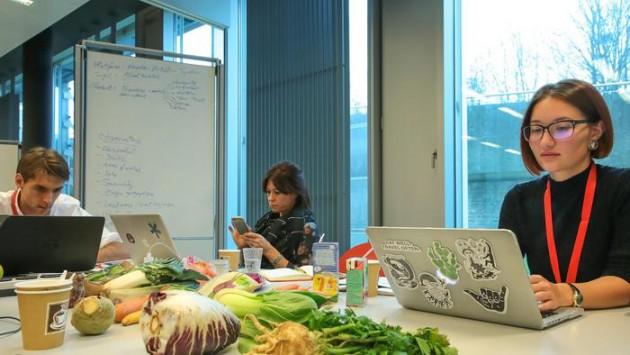 110 participants participant au OpenFood Hackdays à Lausanne