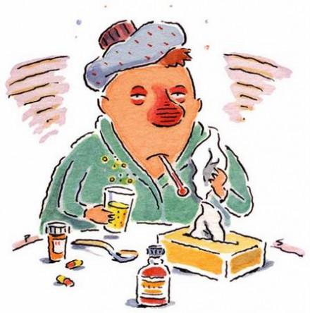 Grippe 2017 : Basta !