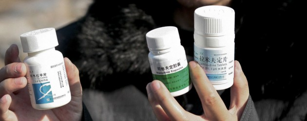 Pari gagnant pour les exportations pharma suisses en Chine
