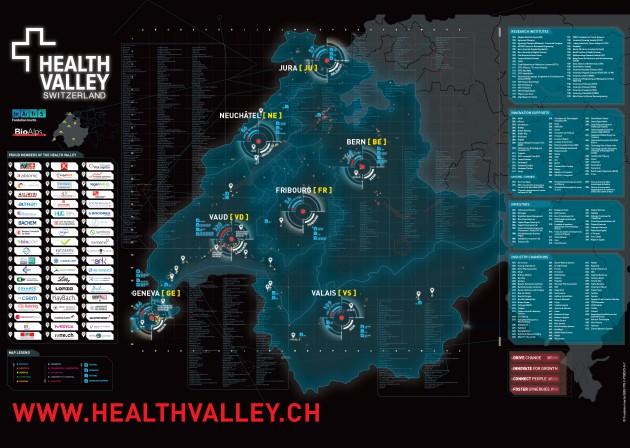 La Health Valley célèbre ses acteurs clés