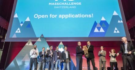 MassChallenge Switzerland: 75 finalistes pour 120 jours d'accélération