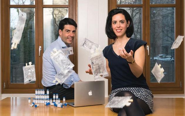 Lascoo ou le succès d'un couple à l'affût de la technologie