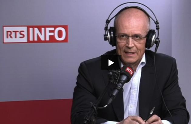 """""""La Health Valley est une belle ambition"""": l'interview de Thierry Mauvernay"""