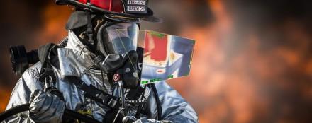 Réalité augmentée pour sapeurs-pompiers, ça se passe à UniverCité
