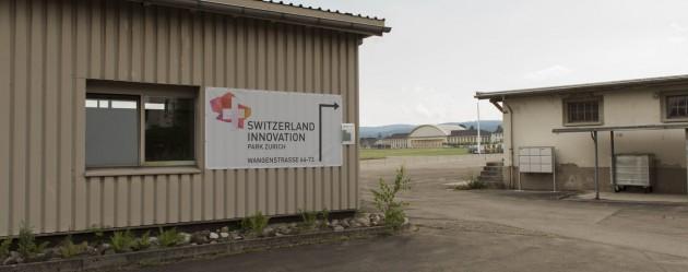 Tout savoir sur le parc suisse d'innovation de Dübendorf