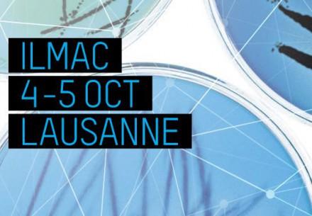 CONFERENCE «Des solutions pour faire face aux défis technologiques, industriels et du marché en sciences de la vie» ⎢ILMAC ⎢5 octobre Lausanne