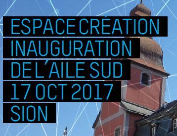 Espace Création 3.0: Soyez le premier à pénétrer dans la nouvelle aile sud ⎢17 oct