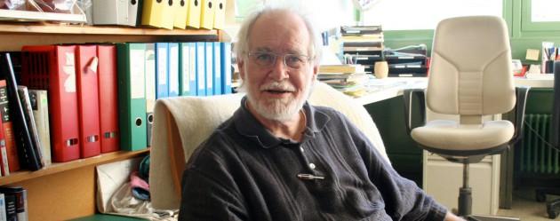 Le «génie» Jacques Dubochet honoré à l'UNIL