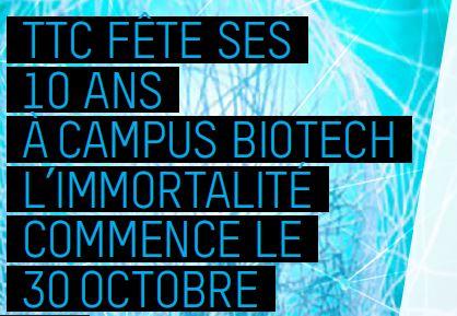 L'immortalité commence le 30 octobre