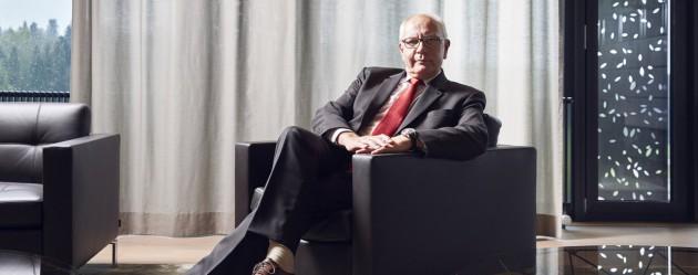 Michel Rochat: «L'Ecole hôtelière de Lausannesera un pôle d'innovation»