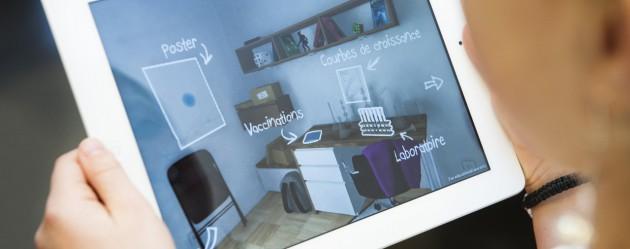 Précurseur en matière de médiation digitale, KidsE améliore l'autonomie des patients