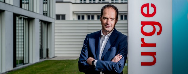 Gilles Rufenacht: «Il y a une crise majeure du système de santé»