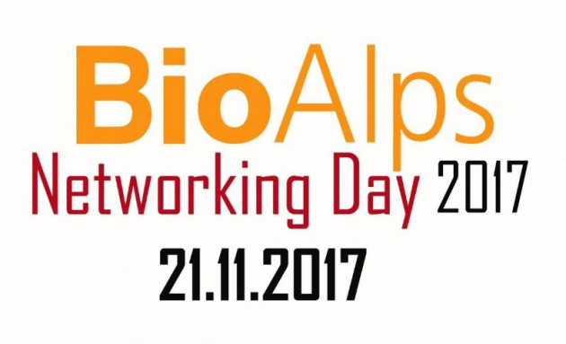 Le Prof. Luc Stoppini et Vifor Pharma honorés par les prix BioAlps 2017.