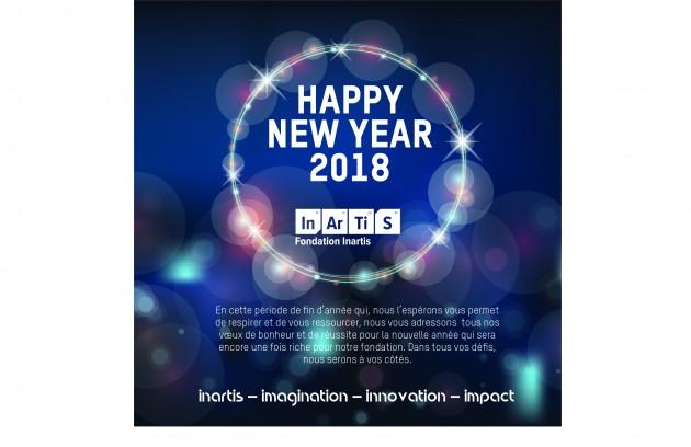 Une belle année entrepreneuriale en perspective: dans tous vos défis, nous serons à vos côtés