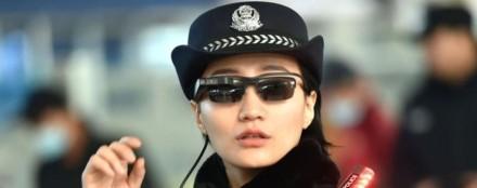 Des lunettes pour reconnaître les criminels? Vous en rêvez, les chinois l'ont fait