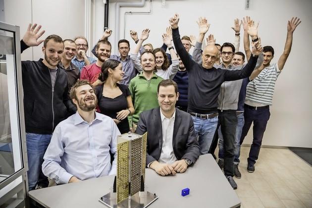 L'EPFL tape deux fois dans l'œil d'Elon Musk