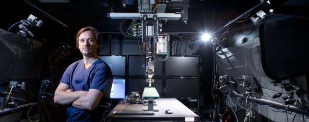 Campus Biotech: Dépasser la paralysie grâceau «recablage» du système nerveux