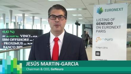 Geneuro : Les promesses de la Phase II validées