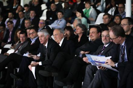 Inauguration du SIP-West EPFL