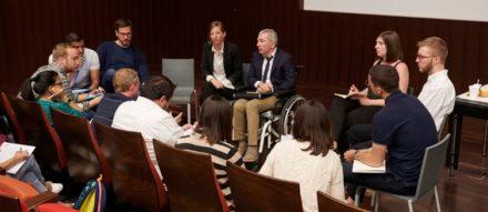 L'IMD, l'ECAL, l'EPFL et la Fondation INARTIS unis pour l'«innovation week» à UniverCité – Renens