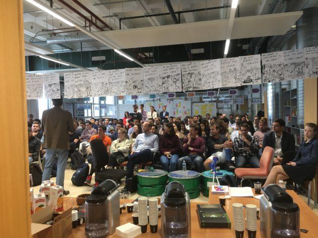 UniverCité accompagne 120 étudiants IMD, Ecal, EPFL, sur la voie de l'innovation santé