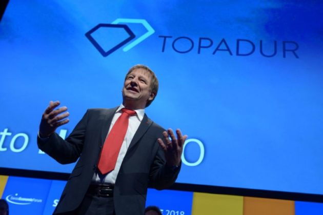 Topadur remporte le Swiss Economic Forum Award 2018