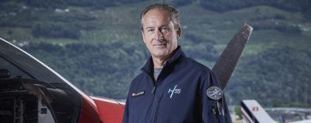 André Borschberg: «Nous présenterons un avion électrique cet automne»