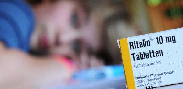 Ritaline efficace, mais à court terme chez l'enfant