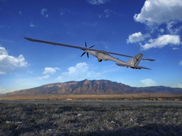 Un drone qui vole éternellement, l'armée US y croit