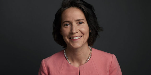 Elisabeth Bourqui, au cœur du plus grand fonds de pension américain