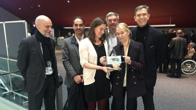 Des nouvelles du Lauréat Debiopharm-Inartis 2016: Hello Maskà l'antenne de CQFD
